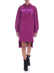 Diesel - Ilse-t dress in purple