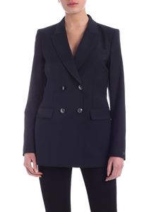 Tommy Hilfiger - Lynn jacket in blue with notch lapels