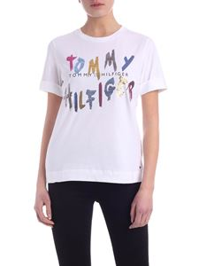 Tommy Hilfiger - Roxy T-shirt in white