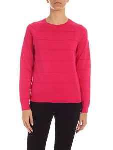 Tommy Hilfiger - Cambry pullover in fuchsia