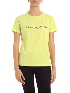 Tommy Hilfiger - Hyper T-shirt in neon yellow