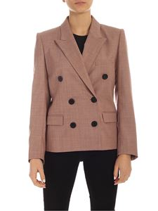 Isabel Marant Étoile - Visby jacket in pink and wine color