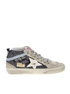 Golden Goose - Sneakers Midstar in paillettes