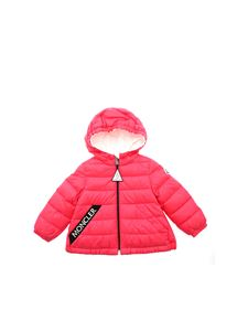 Moncler Jr - Muguet down jacket in fuchsia