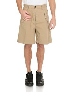 Dsquared2 - Shorts in twill beige