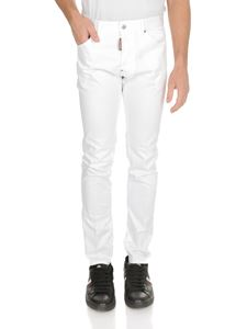 Dsquared2 - Jeans Cool Guy bianchi