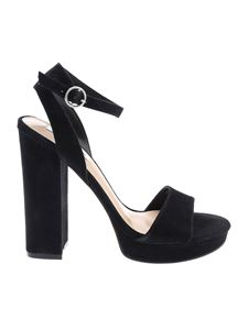 Steve Madden - Gesture sandals in black