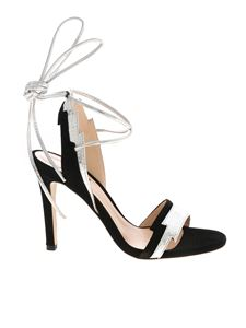 Pinko - Chiodi Di Garofano sandals in black