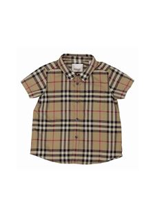 Burberry - Fredrick shirt in Vintage Check cotton
