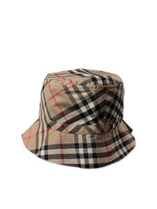 Burberry - Vintage Check bucket hat
