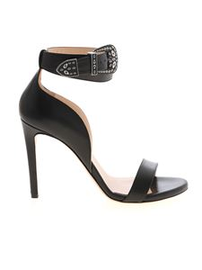 Pinko - Curcuma sandals in black