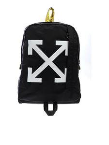 Off-White - Easy backpack in black