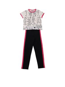 Moncler Jr - Top and leggings set