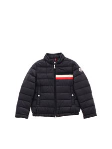 Moncler Jr - Yeres down jacket in black