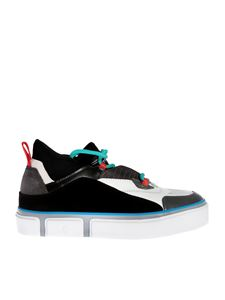 Marcelo Burlon County Of Milan - County Vulcanized Mid sneakers in black