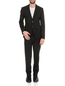 Dsquared2 - Single-breasted London Suit in black