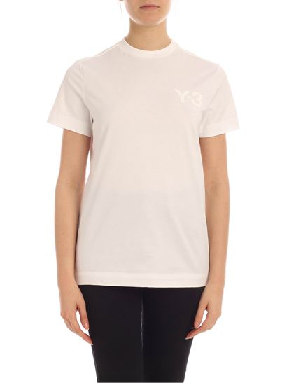 Y-3 - Classic Logo T-shirt in white