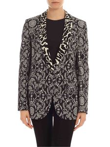 Pinko Uniqueness - Pragmatic jacket in black and grey