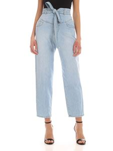 Pinko - Carol 5 jeans in light blue