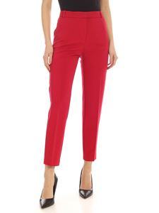 Pinko - Bello 83 pants in red