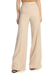 Stella McCartney - Pantalone Sally color rosa cipria