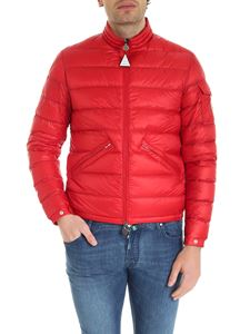 Moncler - Agay down jacket in red