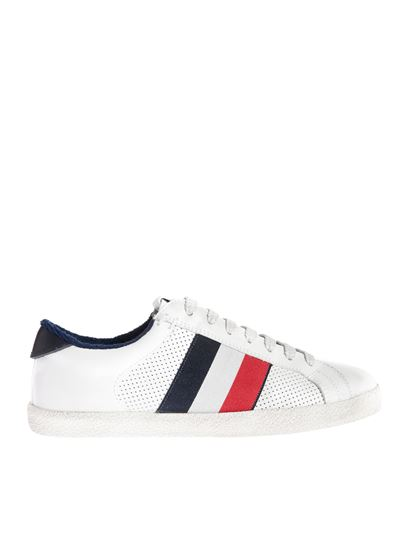 Moncler - Ryegrass sneakers in white