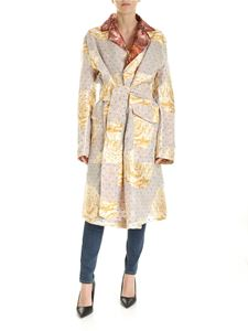 Vivienne Westwood  - Cappotto Ophelia in tessuto tecnico