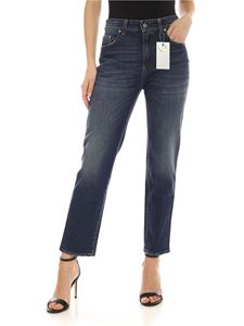 Department 5 - Carma jeans in faded blue