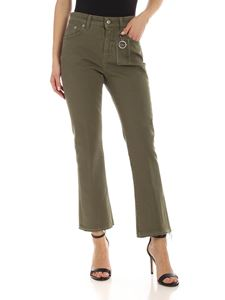 Department 5 - Dutens jeans in Army green