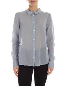 Semicouture - Veronique shirt in light blue