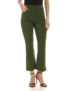 Semicouture - Frederick jeans in green