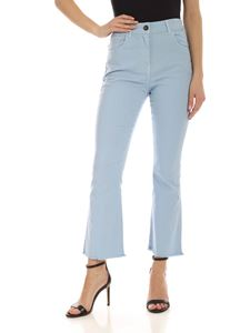 Semicouture - Frederick jeans in light blue