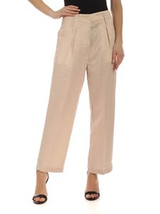 Semicouture - Aude pants in ecru