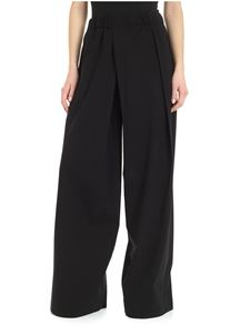 Y-3 Yohji Yamamoto - Travel Wide pants in black