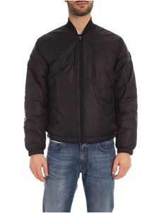 Woolrich - Bomber Pack-it nero