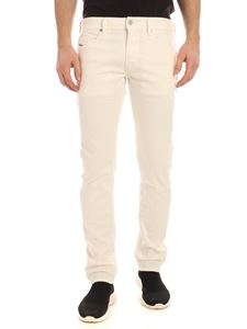 Diesel - Thommer-X jeans in cream color