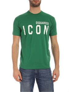 Dsquared2 - Icon T-shirt in green