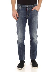 Dsquared2 - Cool Guy jeans in faded blue