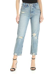 Mother - The Tomcat jeans in light blue