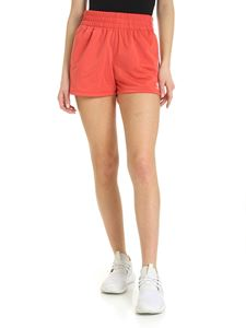 Adidas Originals - 3 Stripes shorts in salmon color