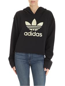 Adidas Originals - Premium sweatshirt in black with logo