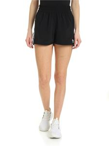 Adidas Originals - 3 Stripes shorts in black