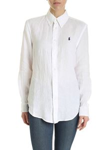 POLO Ralph Lauren - Relaxed-Fit shirt in white