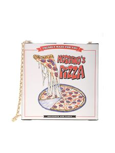 Moschino - Pizza Box bag