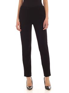 Moschino - Slim fit pants in black
