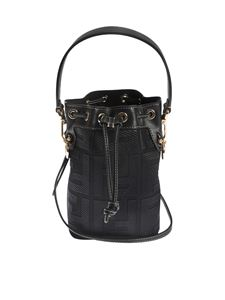 Fendi - Mon Tresor Minibag in black