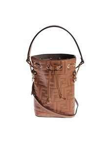 Fendi - Mon Tresor Minibag in light brown