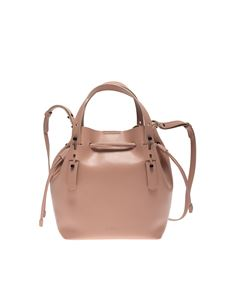 Hogan - Borsa a secchiello H018 color naturale