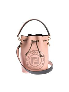 Fendi - Mon Tresor small bucket bag in pink